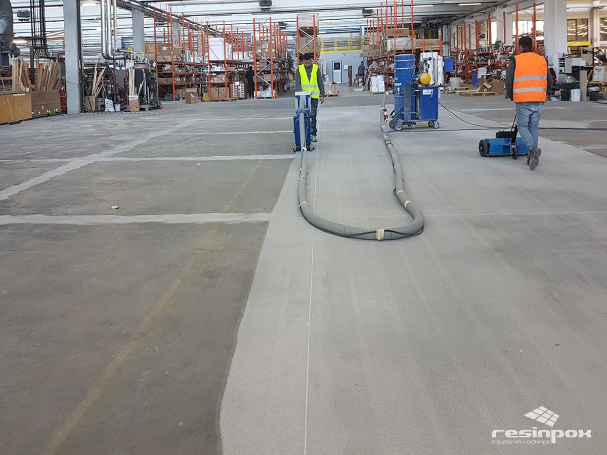 Pavimenti con massetto poliuretano cemento: perfetti per gli ambienti di lavoro