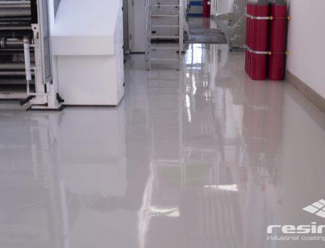 La qualità dei pavimenti in resina Resinpox